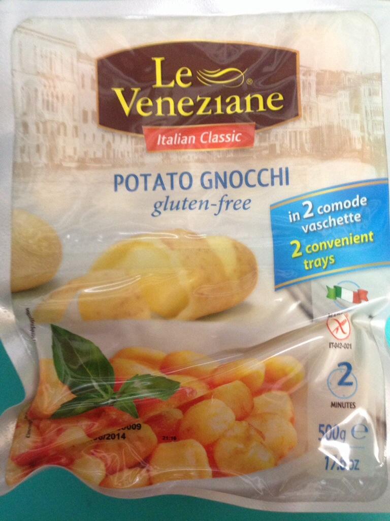 ... Veneziane Gluten Free Potato Gnocchi Review | Gorgeously Gluten Free